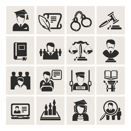 lawyer Stock Vector - 16214365