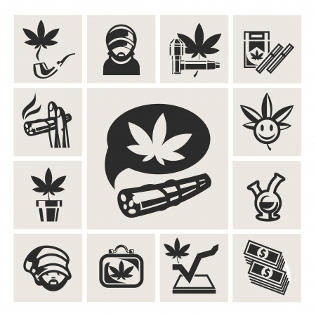 reggae: marijuana
