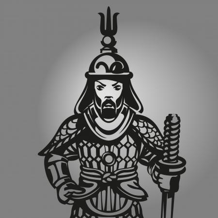 Admiral Illustration
