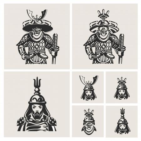 asian warrior: warrior