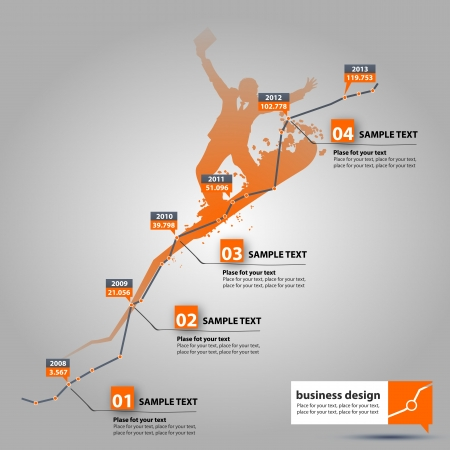 infographics Stock Vector - 16643098