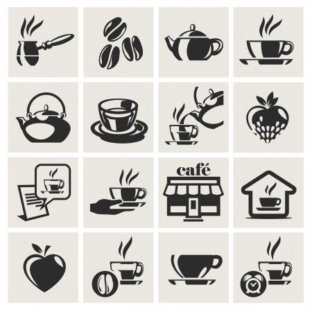 coffee beans: restaurante