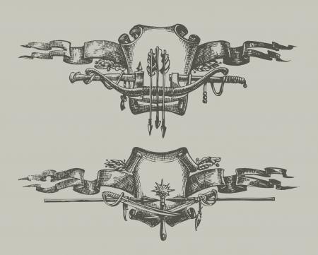 excalibur: Banner