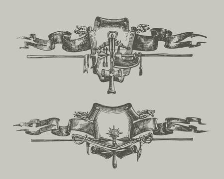 seal gun: Heraldry  Author