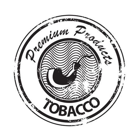 tobacco: Tobacco  Illustration
