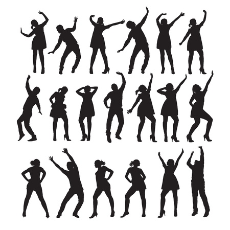 Dancer. ilustración