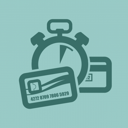 method: Payment  Vector illustration Illustration