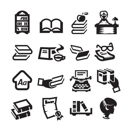 библиотеки значков