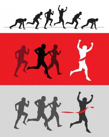 road runner: running