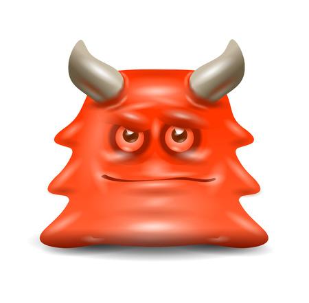 Halloween  Monster Stock Vector - 22509901