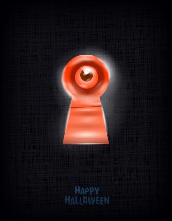 nightmare: Happy Halloween  Illustration