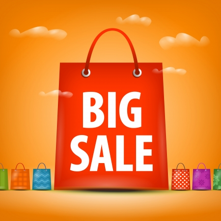 big sales Vector