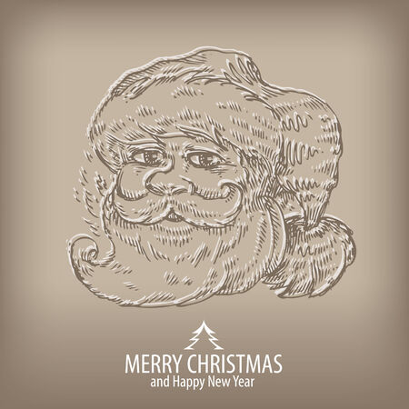 Santa Claus Stock Vector - 23042223