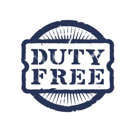 reduced value: Descuento. Duty Free