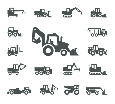 agrarian: Construction equipment