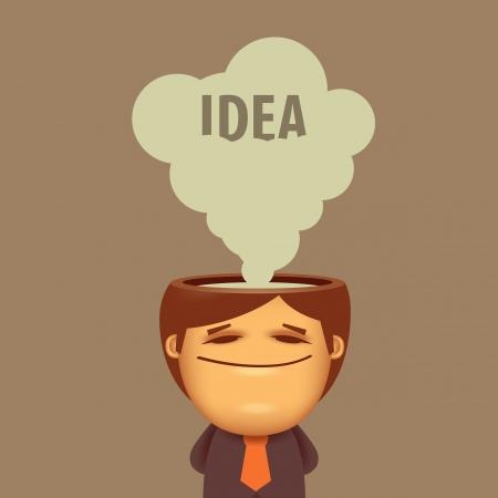 Idea. Vector Format Vector