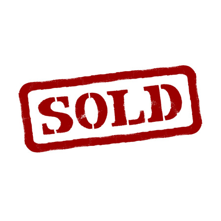 Sold  Vector Format Vector