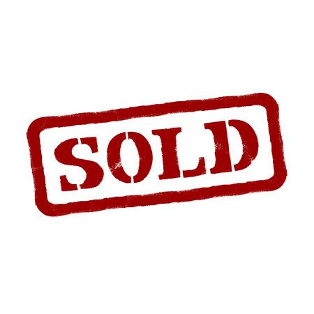 Sold  Vector Format