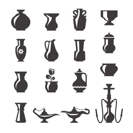 Symbols  Vector format Stock Vector - 24095605