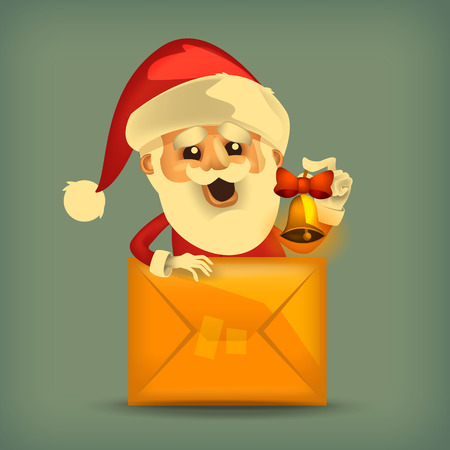 Santa Claus  Vector format Vector