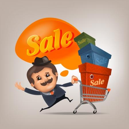 Sale  Vector format Vector