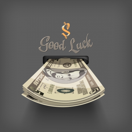 Good luck   Stock Vector - 24679693