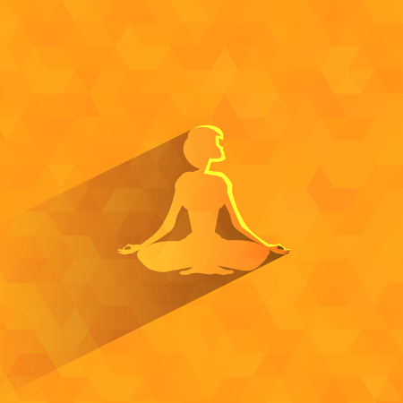Yoga  Vector format Vector