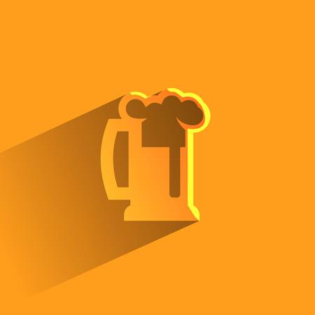 stein: Beer  Vector format