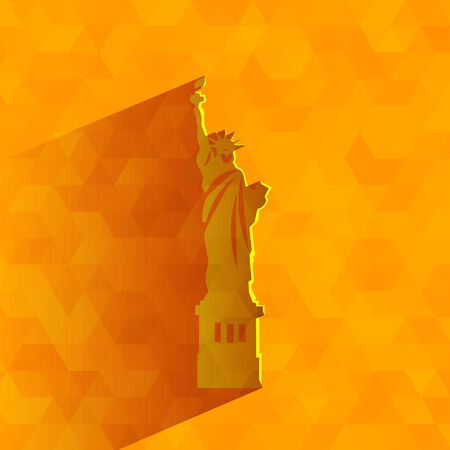 Statue of Liberty  Vector format Vector