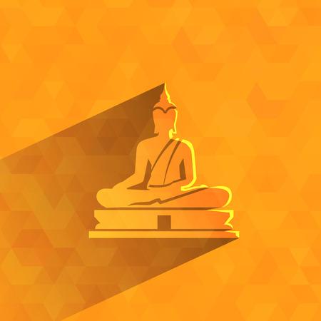 kingdom of god: Thailand  Vector format Illustration