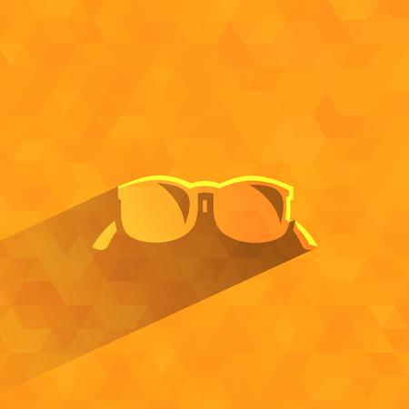 Glasses  Vector format Vector