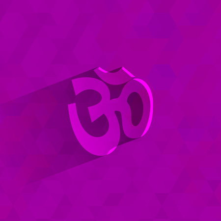 Symbol Hindi  Vector format Stock Vector - 25896699
