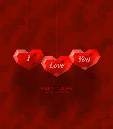 Valentine s day  Vector format Vector