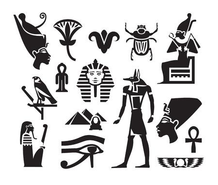 Egypt  Vector format