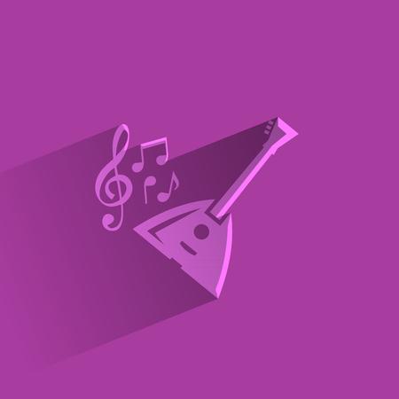 folksy: Music  Vector format