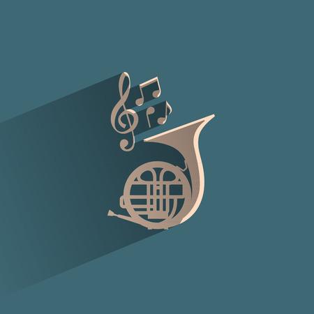 symphonic: Music  Vector format