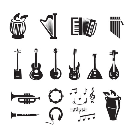 djembe: Music  Vector format