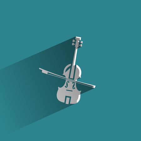 fiddle: Music  Vector format
