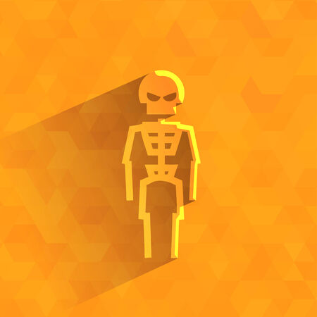 Skeleton  Vector Format Vector