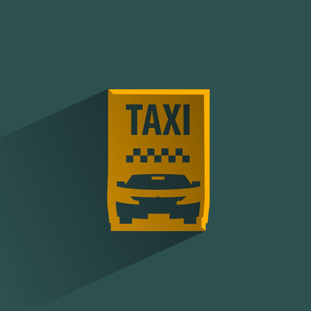 chequerboard: Taxi  Vector format