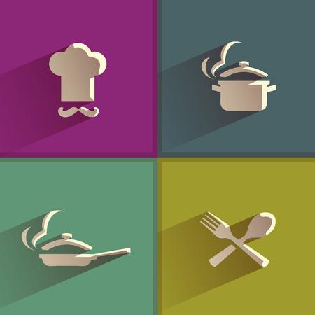 Restaurant Vektor-Format