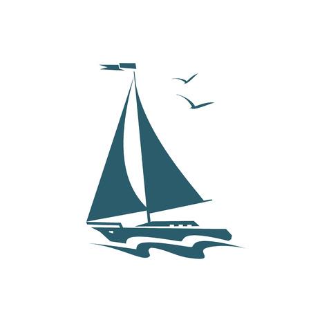 billfish: Ship  Vector format