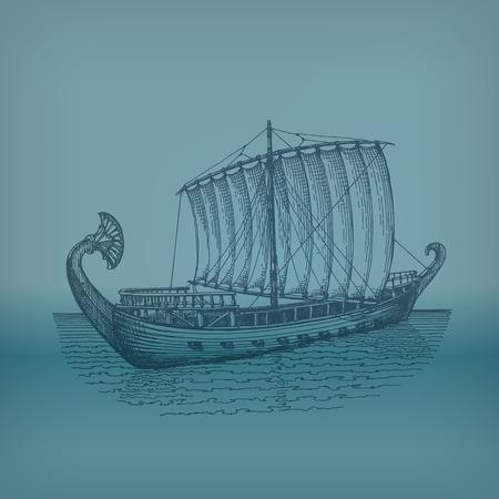 Ship  Vector format Vector