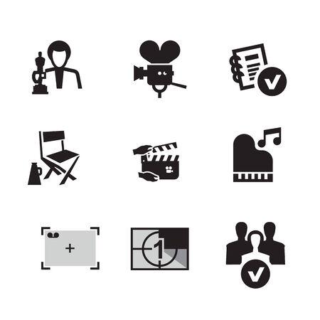 editing: Movie  Vector format