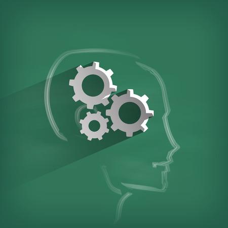 creator: Idea  Vector format Illustration