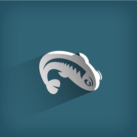 Fish  Vector format Vector