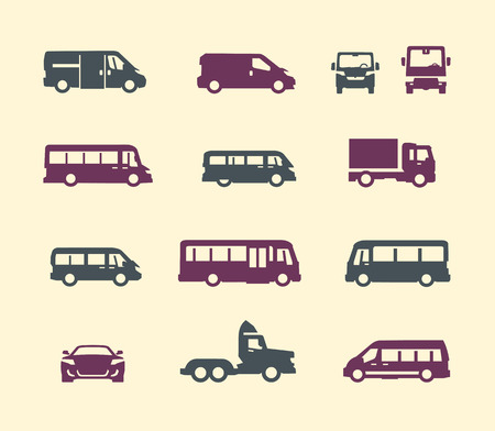 Transportation  Vector format Vector