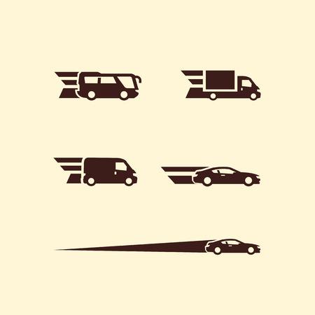 Transportation  Vector format Vector