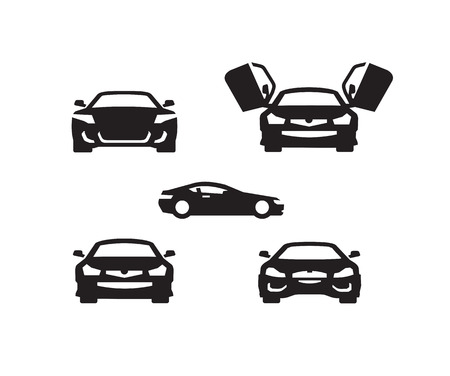 Cars  Vector format Vector
