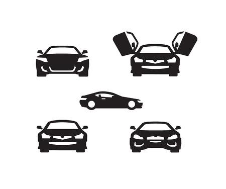 Cars  Vector format